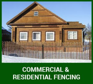Fencing for residential homes