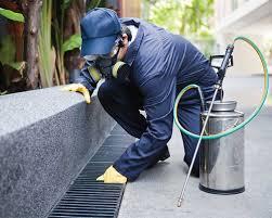 Pest Control Employee